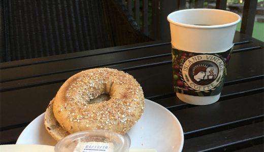 子連れハワイ2日目 ISLAND VINTAGE COFFEE