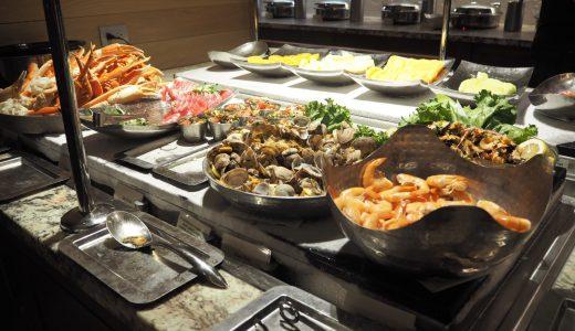 【子連れハワイ】プリンスホテル内のレストラン 100 SAILS RESTAURANT & BAR
